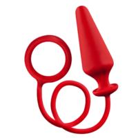 penis halkalı anal plug